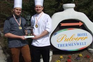 Ausgezeichnete Köche beim Big Masters Cooking Cup