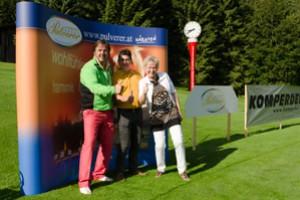 Golf Benefizturnier - Franz Klammer Stifung
