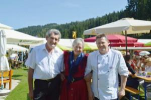 Gulasch am Berg