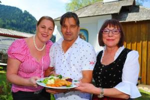 Hirtenfest beim Familiengasthof Sereinig