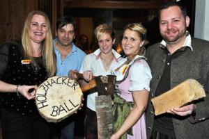 Holzhackerball 2014 im Bodental