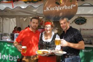 Der Kuchlerhof am Gulaschfest