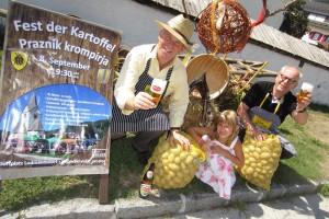 Das Ludmannsdorfer Kartoffelfest
