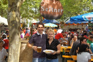 Gasthaus Seitner am Gulaschfest
